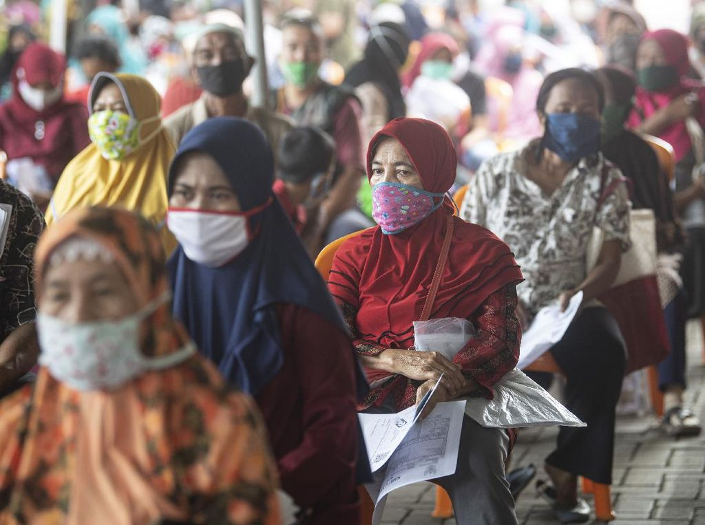 Kemensos Sebut Realisasi Bantuan Sosial Tunai Capai 82%