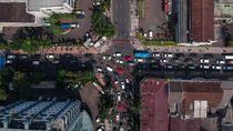 5 Ruas Jalan di Bandung Buka Tutup, Sampai Kapan?