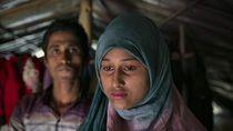 Perdagangan Manusia-Pernikahan Dini Marak di Kamp Rohingya