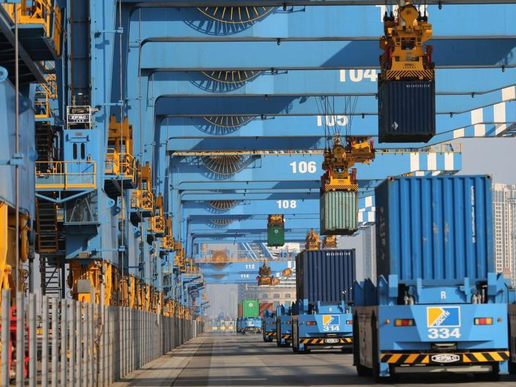 Perekonomian Asia Anjlok untuk Pertama Kalinya dalam 60 Tahun