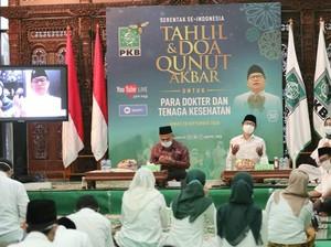 PKB Gelar Doa Bersama untuk Dokter & Nakes yang Gugur Karena Corona