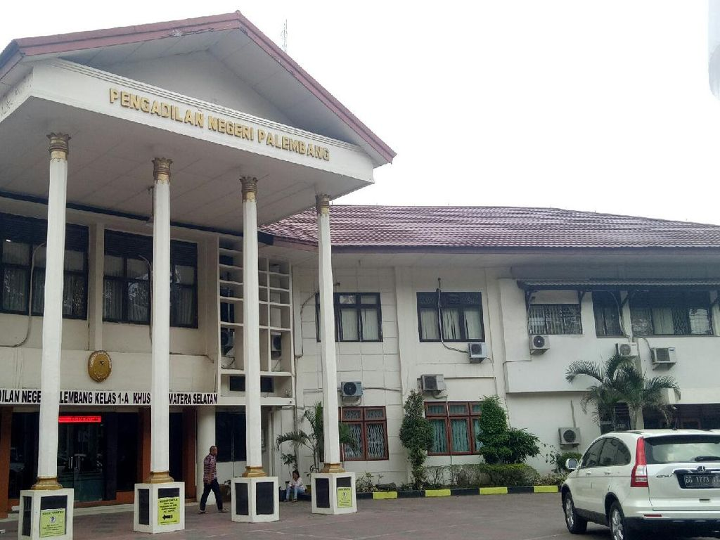 Langgar Etik, Ketua dan Hakim PN Palembang Dijatuhi Sanksi