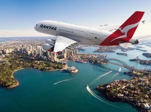 Kala Pilot Pesawat Jumbo A380 Qantas Menjadi Sopir Bus