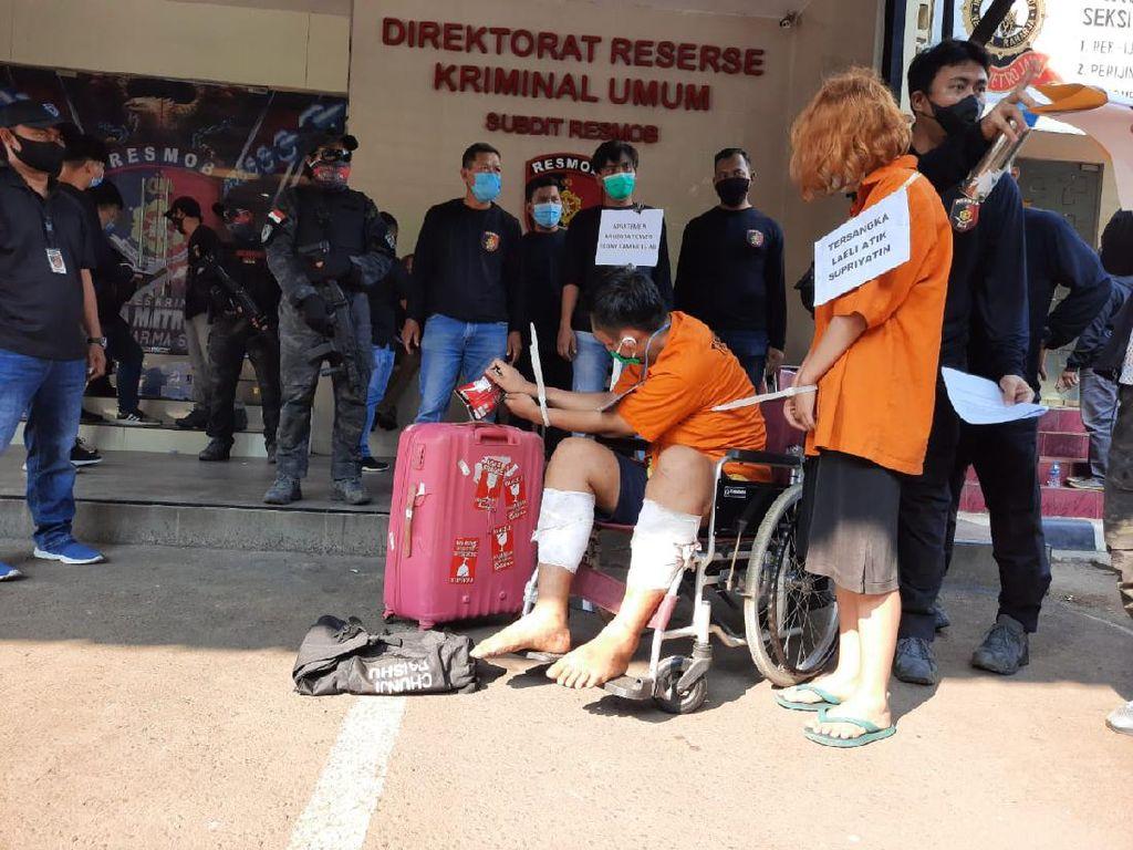 Hilangkan Bau, Pelaku Mutilasi Taburi Koper Isi Jasad Korban dengan Kopi