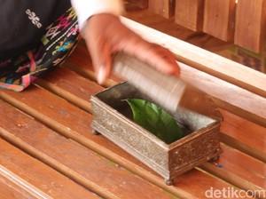 Sirih Pinang, Simbol Keperawanan Wanita Bajo