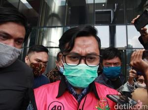 Hakim Tunda Sidang Vonis Andi Irfan Jaya Terkait Kasus Suap Fatwa MA