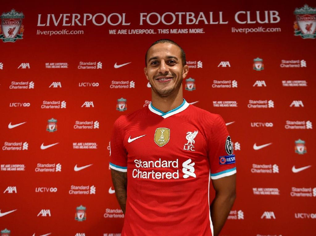 Thiago ke Liverpool, Ada Peran Xabi Alonso dan Coutinho