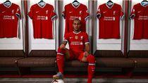 Dear Kopites, Yuk Lihat Thiago Alcantara Berseragam Liverpool