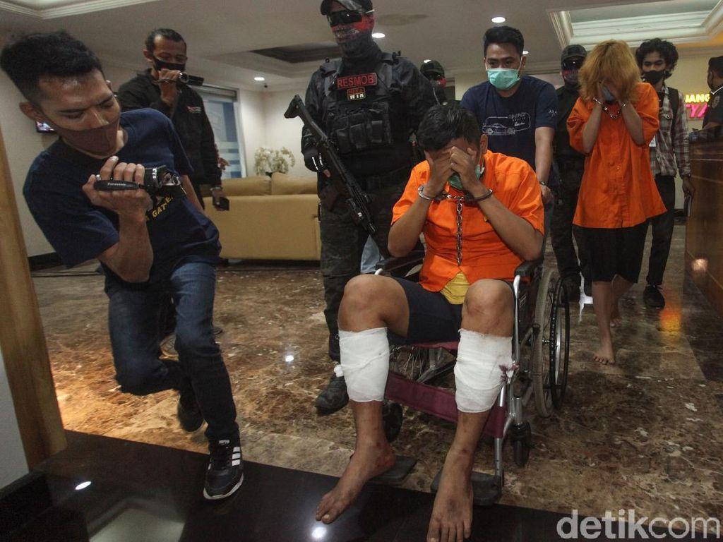 Mutilasi Jasad Rinaldi, Tersangka Fajri Terinspirasi dari Internet