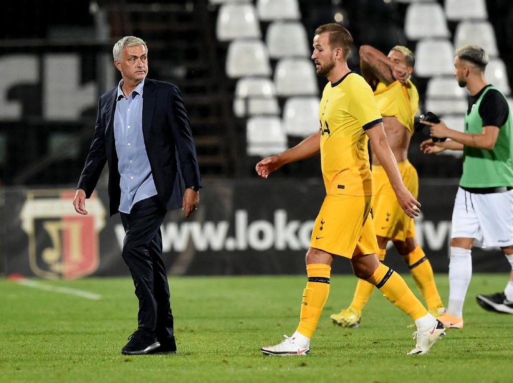 Mourinho Heran, Bisa-bisanya Tottenham Kecolongan dan Nyaris Tak Lolos