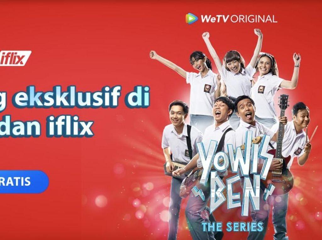 Tayang Hari Ini, Yowis Ben The Series Bisa Ditonton di WeTV & Iflix