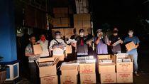 3 Juta Lebih Batang Rokok Ilegal Disita Bea Cukai Banten