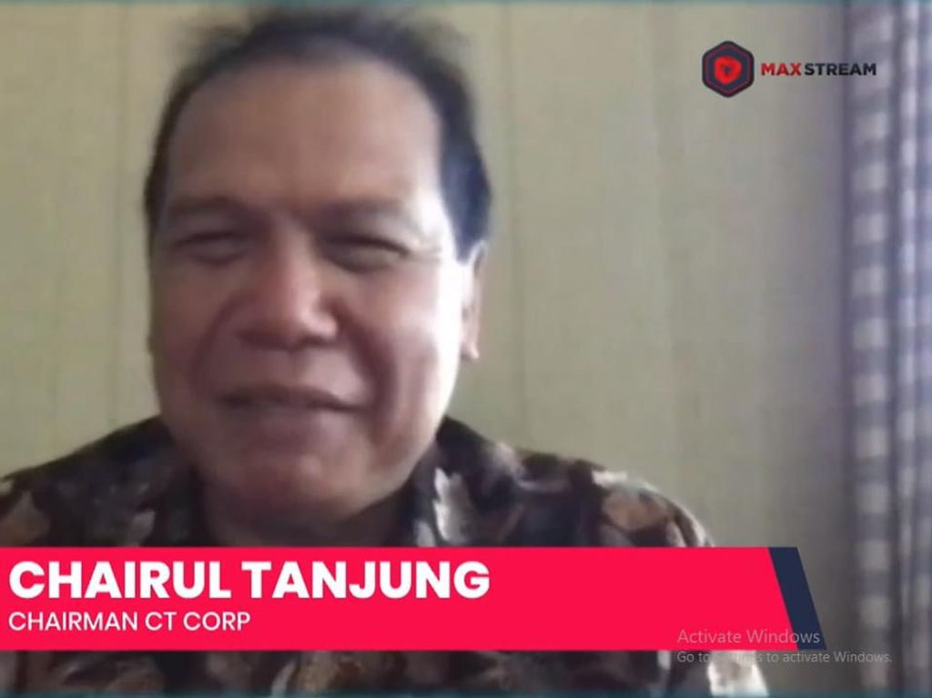 CT ke Wisudawan: RI Masih Akan Maju, Peluang Jauh Lebih Besar