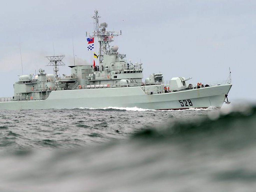 China Kembali Gelar Latihan Militer Serentak di Empat Perairan