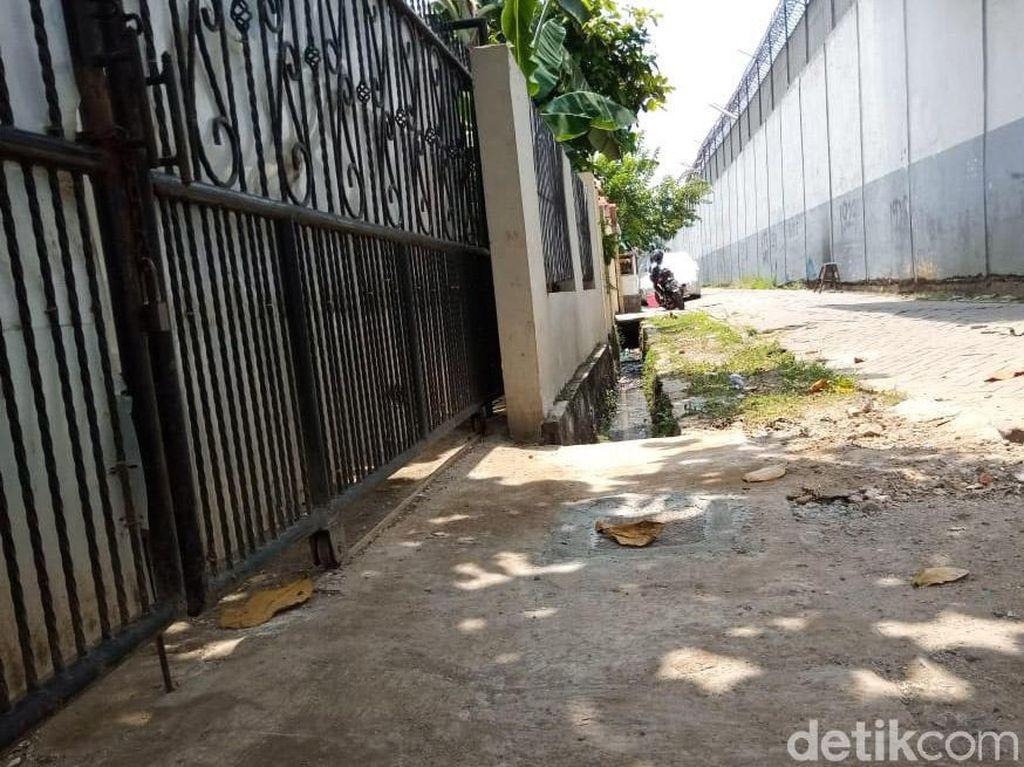 Video Detik-detik WN China Kabur dari Lapas Tangerang