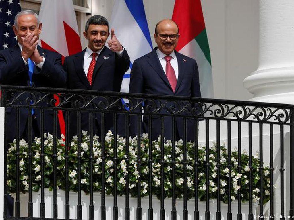Hubungan Israel-UEA-Bahrain Mesra, Apa Pengaruhnya Bagi Indonesia?