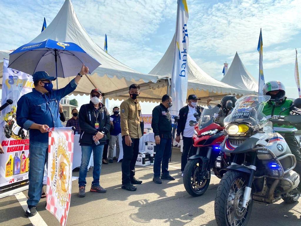 Ketua MPR Dorong Standardisasi Tata Cara Berkendara  Motor