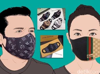 Masker-masker Sultan