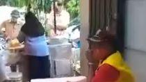 Bejo, Oknum yang Paksa Dilayani Makan di Warung Jaksel Dipecat dari FKDM