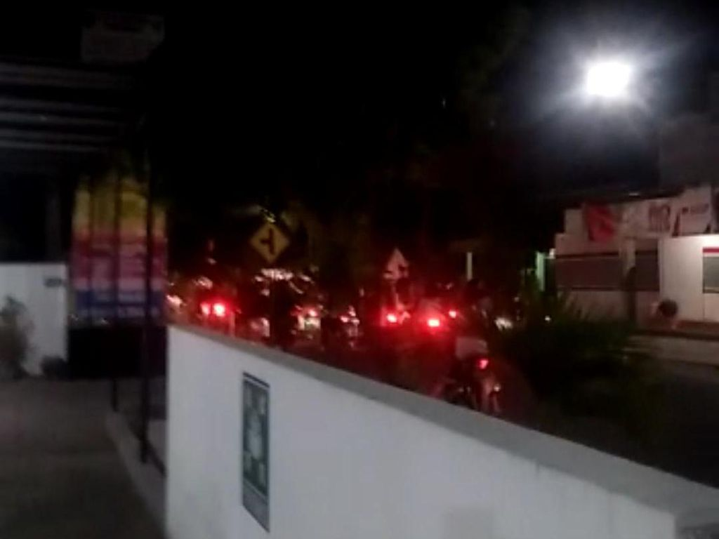 Tanda-tanda Sebelum Terjadi Perusakan Tugu Pesilat di Kota Madiun
