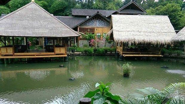 5 Restoran Lesehan untuk Tempat Berbuka Puasa di Tangsel