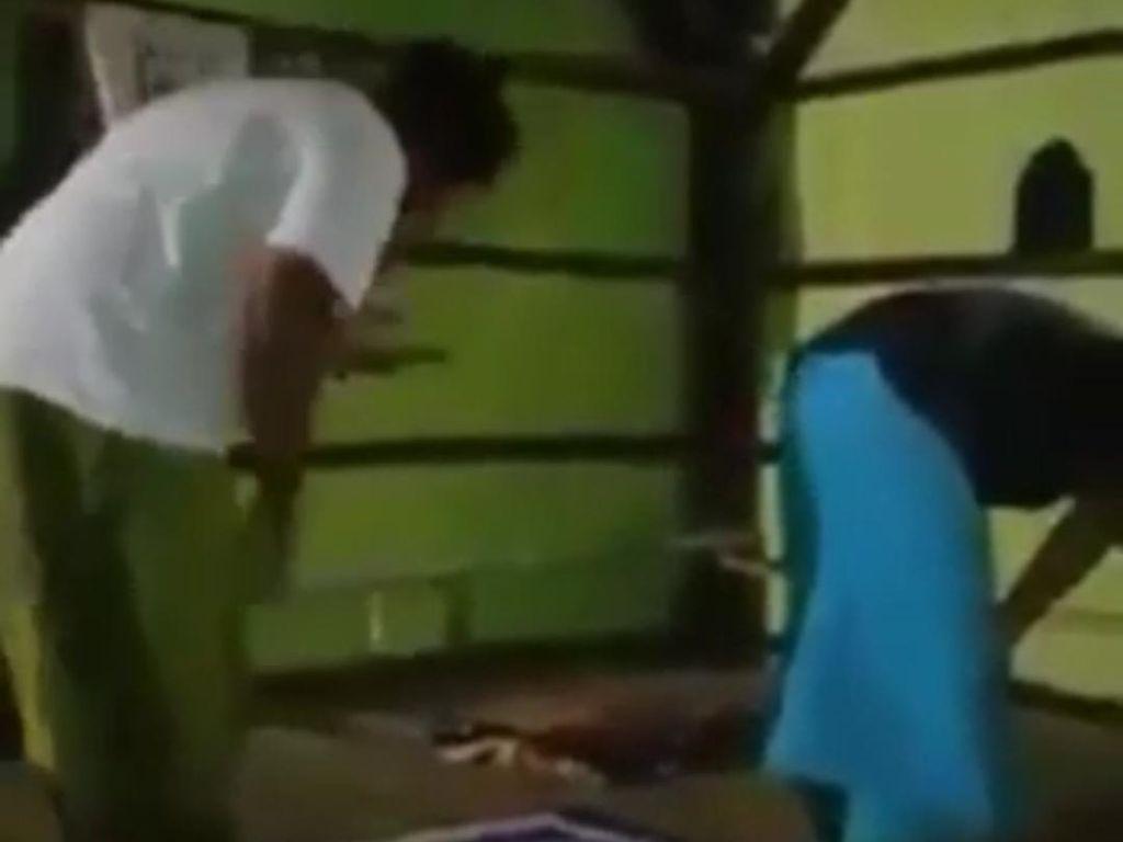 Polisi Sebut Video Salat Sambil Main HP Hanya Gurauan Bukan Penistaan Agama