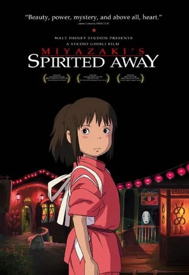 poster film spirited away
