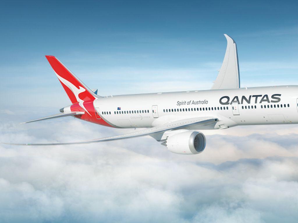 Tiket Terbang Keliling Australia Tanpa Mendarat Laris Terjual dalam 10 Menit