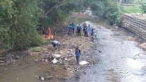 World Cleanup Day Ciamis, Warga Berjibaku Bersihkan Sungai Cipalih