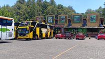 PSBB Diberlakukan Lagi, Kunjungan Wisatawan Lembang Turun 50 Persen