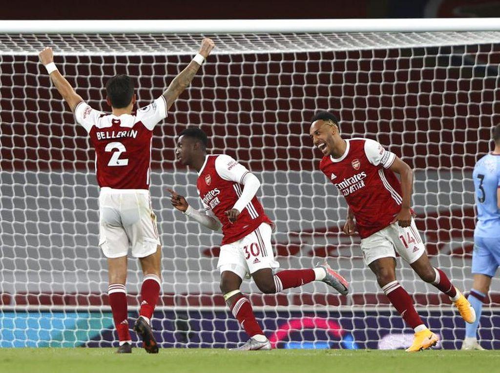 Arsenal Vs West Ham: The Gunners Menang Susah Payah