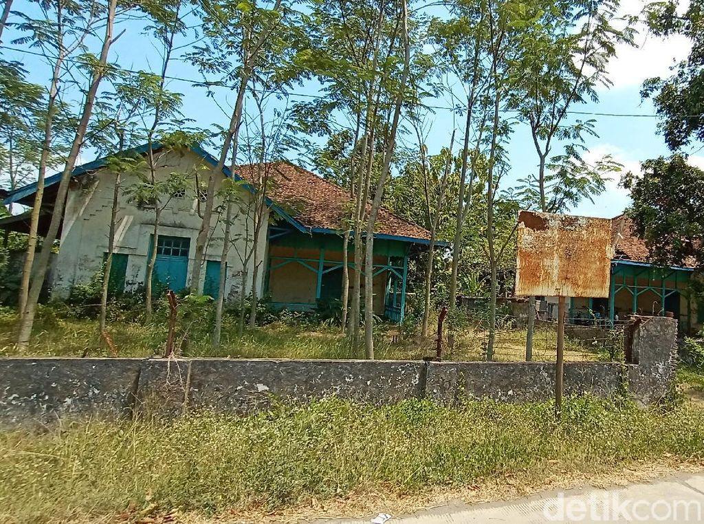 Melihat Sisa-sisa Pabrik Gula Tanjungmojo di Kudus