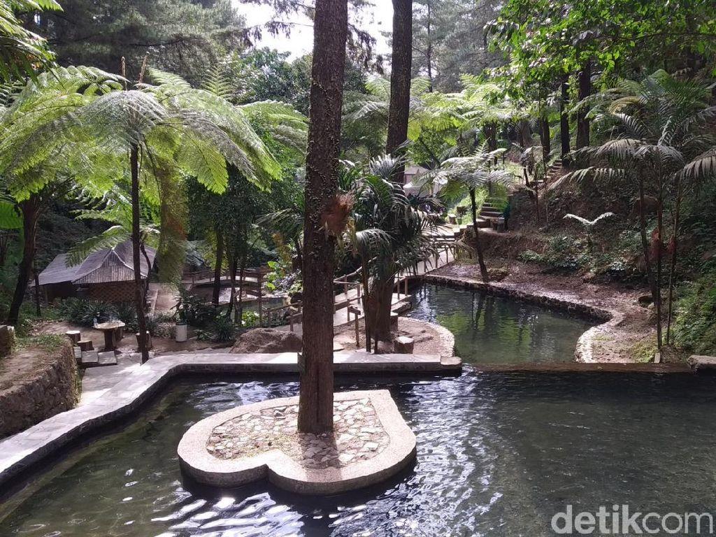 Ini Curug Cipeteuy Majalengka, Wisata Alam Favorit Ridwan Kamil