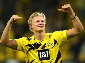 Hasil Liga Jerman: Dortmund Bungkam Moenchengladbach 3-0