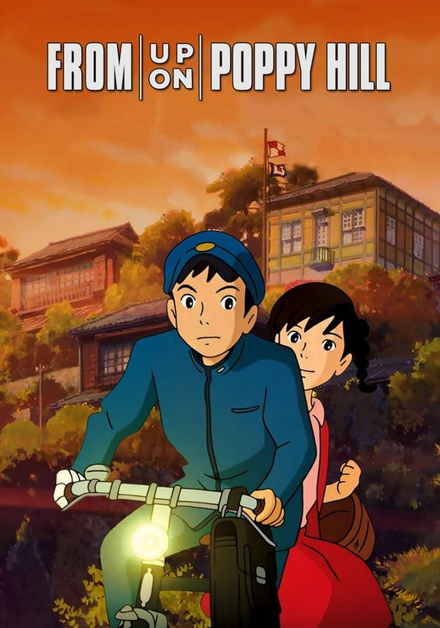 poster From Up On Poppy Hill