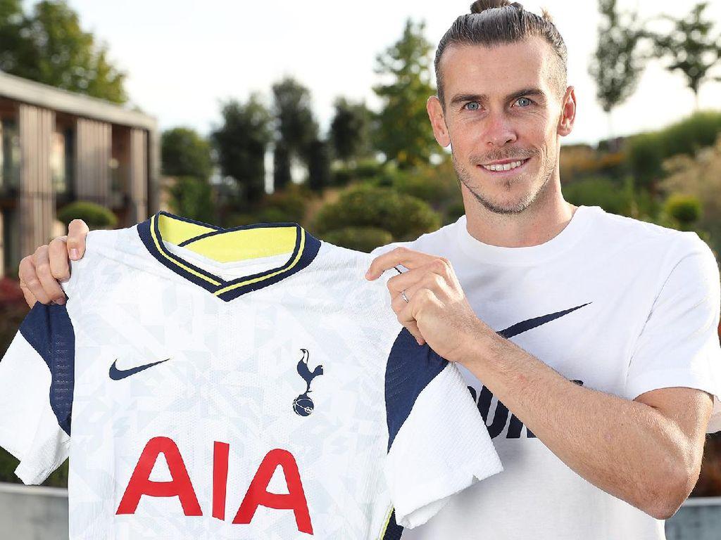 Courtois ke Bale: Semoga Sukses, Meski Bukan di Tim London Terbaik