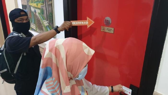 Hotel tempat seorang mahasiswi di Makassar diduga digilir sejumlah pria (dok. Istimewa).