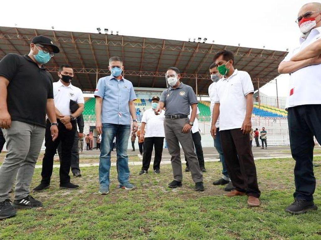 Piala Dunia U-20: Merespons Keppres, INAFOC Tuntaskan Kunjungan di Jatim