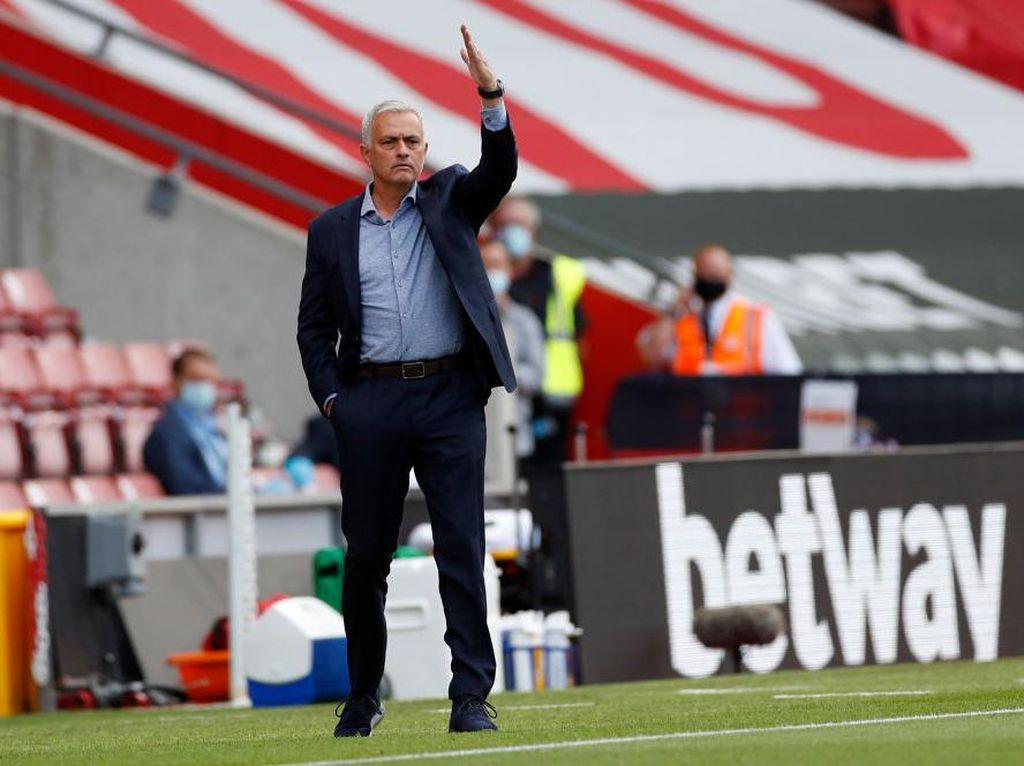 Jose Mourinho: Kami Terlalu Bagus