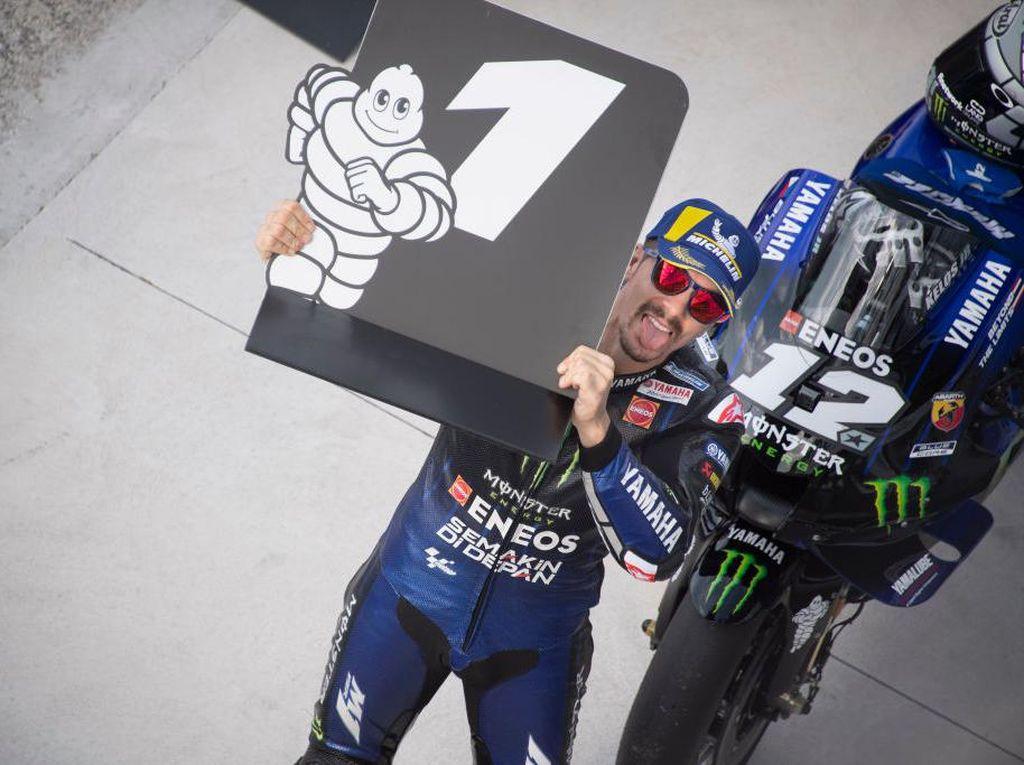 Pecah Telur di MotoGP 2020, Vinales Masih Belum Puas dengan Yamaha YZR-M1