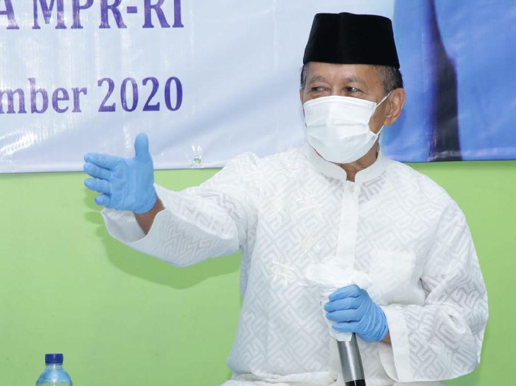 MPR: RI Butuh Generasi Penerus yang Bagus Pengetahuan Agama & Negara