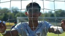 Wow! Pratama Arhan Bikin Lemparan Maut Tanpa Latihan