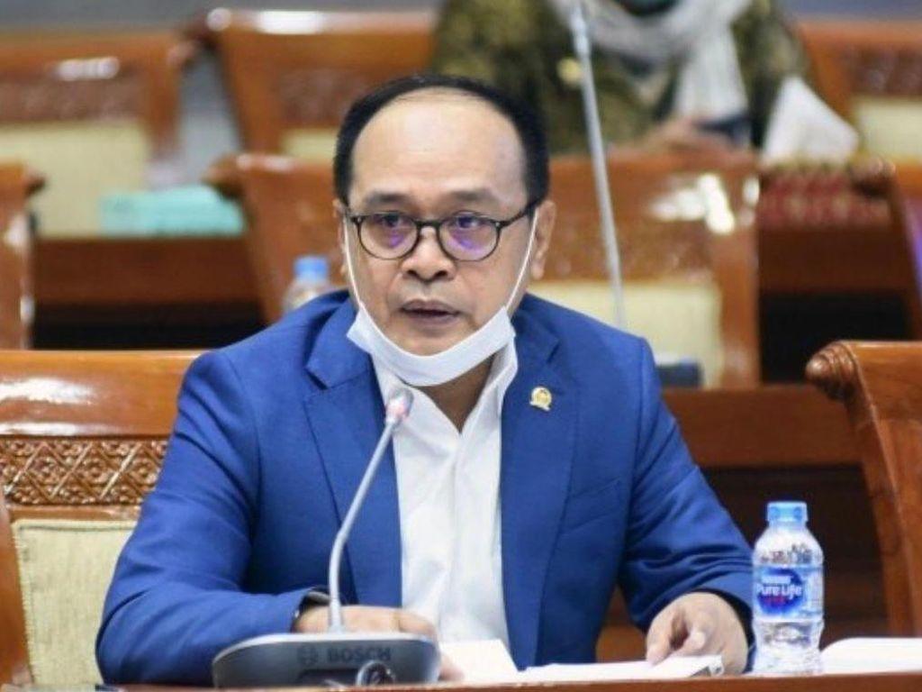 Napi WN China Kabur, Anggota DPR Sembur Lapas Tangerang