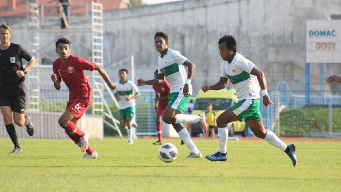 Timnas Indonesia U-19 vs Qatar