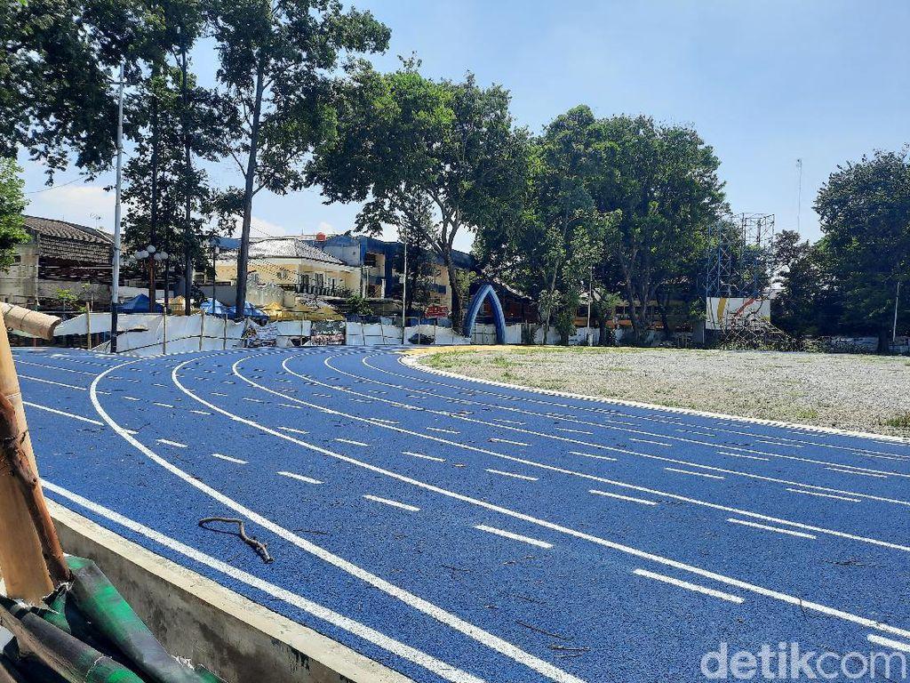 Wajah Baru Lapangan A Yani Tangerang, Nggak untuk Balap Lari Liar Lho!