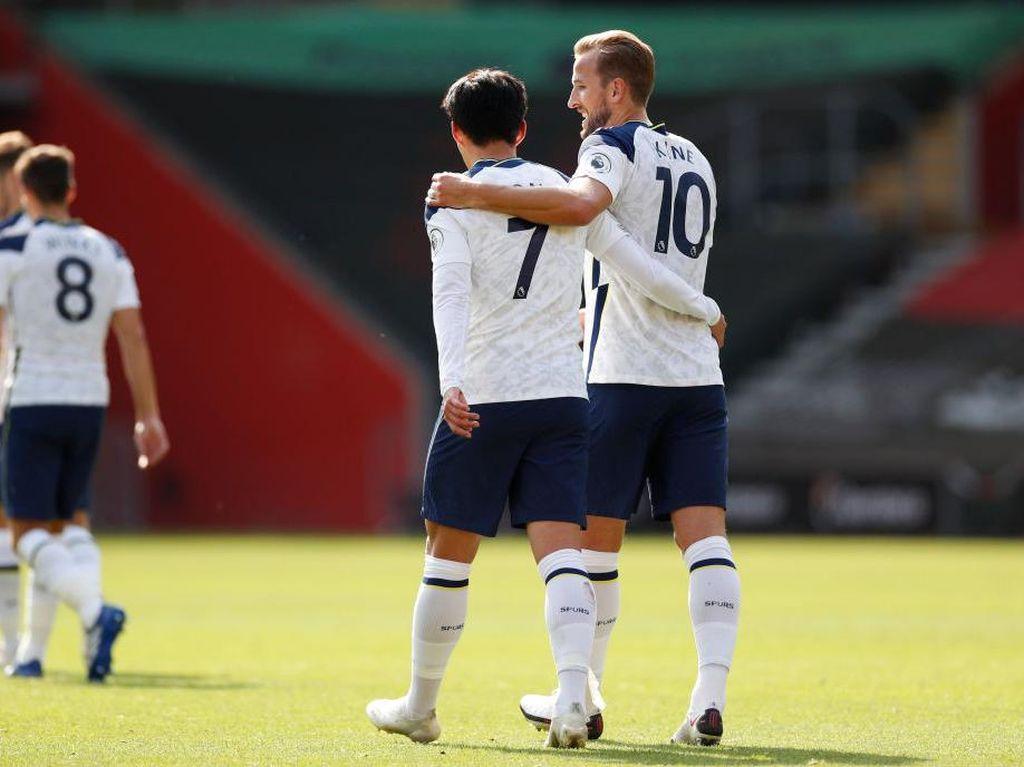 Trio Basoka Spurs: Kane dan Son Makin Klop, Tinggal Tunggu Bale