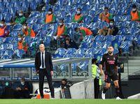 Tumpulnya Lini Serang Real Madrid Jadi PR untuk Zidane