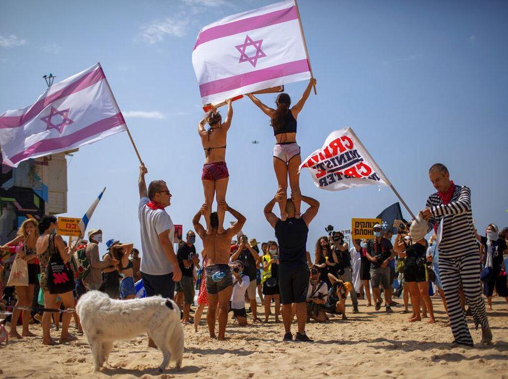 Turis Israel Banyak yang Bermasalah Lho, Indonesia Yakin Mau Terima?