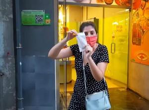 Bule Belanja Kecap, Daun Pisang dan Sereh di Barcelona, Habis Rp 400 Ribuan