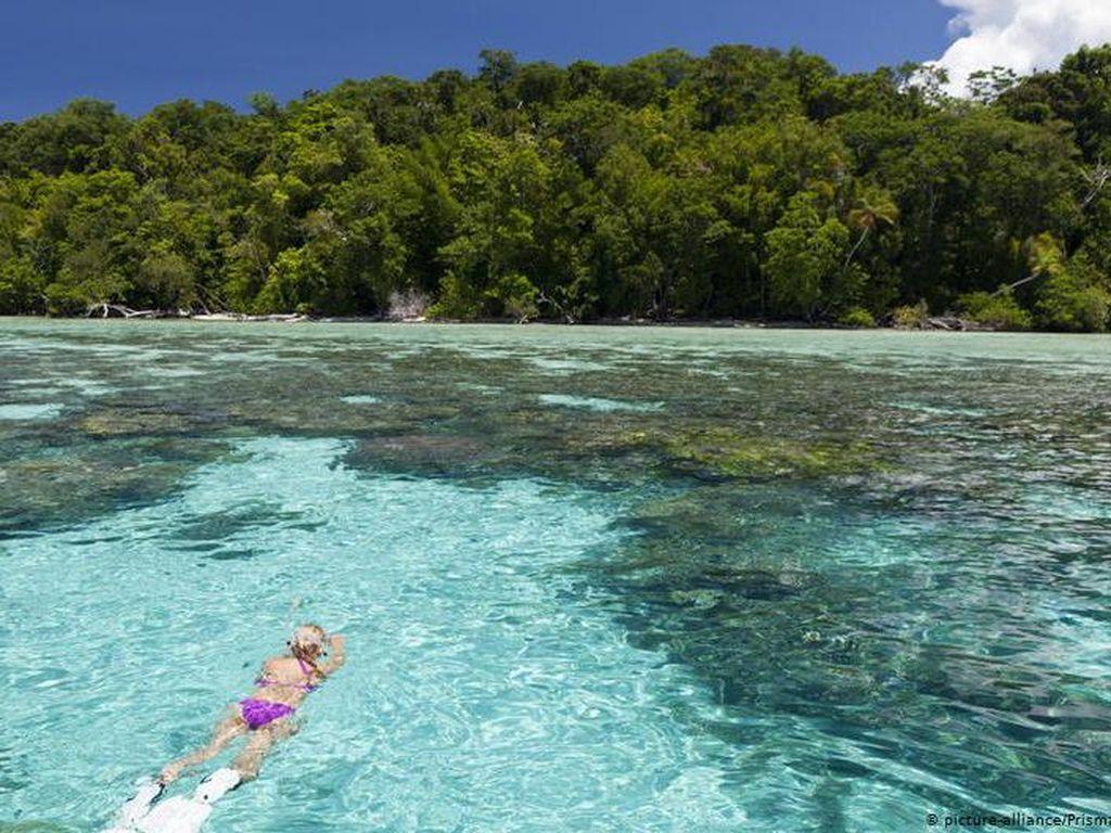 Potret Kepulauan Solomon yang Baru Terpapar COVID-19